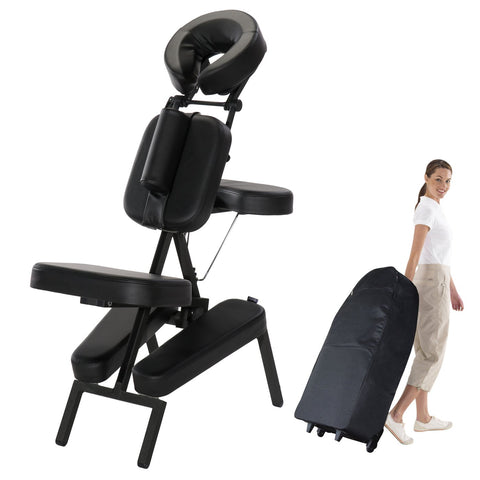 Master Massage the Husky Apollo XXL Portable Massage Chair Package