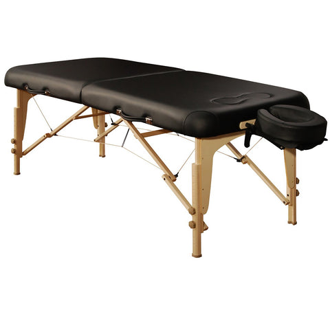 "Master Massage MT 30"" Midas Girl Breast Recess Portable Massage Table Package"