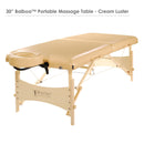 "Master Massage 30"" Balboa Portable Massage & Exercise Table Package"