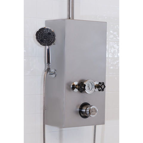 Water Werks - Cascade Vichy Shower 5 Head