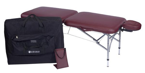 Nirvana Dharma SuperLite Massage Table - MyMassageTable