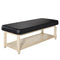 "Master Massage 30"" Harvey Comfort Stationary Salon Massage Tables"