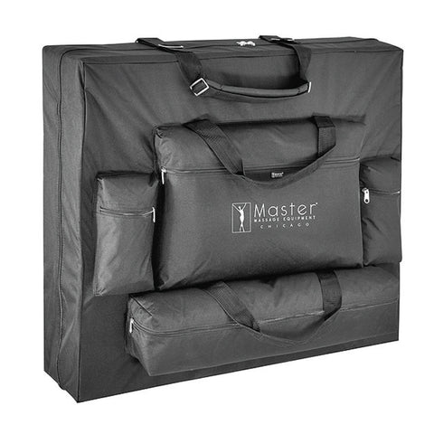 "Master Massage 30"" Roma II Portable Massage Table Package"