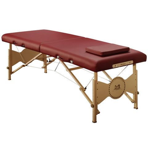 "Master Massage MT 28"" Midas Entry Portable Massage Table Package"
