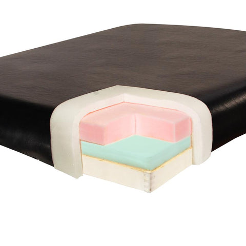 "Master Massage MT 30"" Midas Standard Portable Massage Table Package"