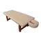 TouchAmerica Solterra Teak Massage Table