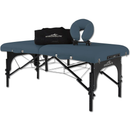 Stronglite Premier Massage Table Package - Agate Blue