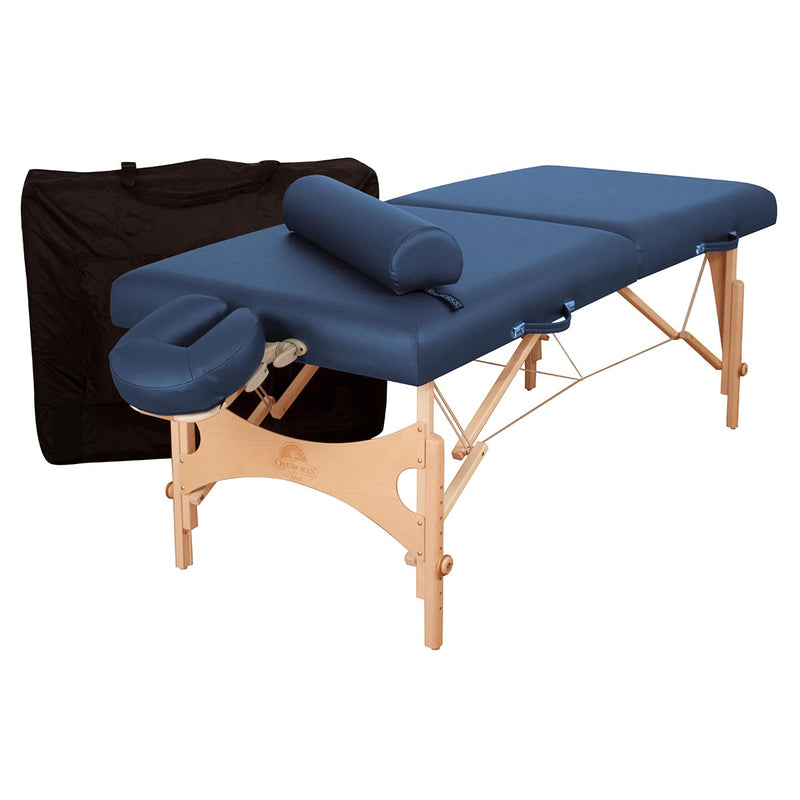 Oakworks Nova Essential Portable Massage Table Package