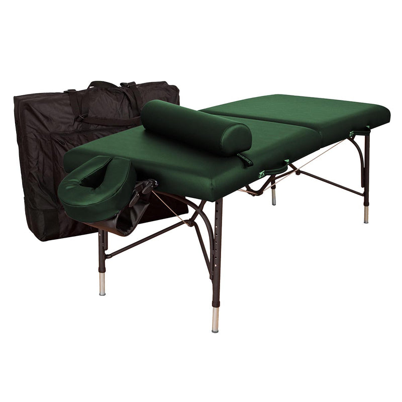 Oakworks Wellspring Professional Portable Massage Table Package