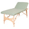 "Alliance 30"" Wood Portable Massage Table - Sage"