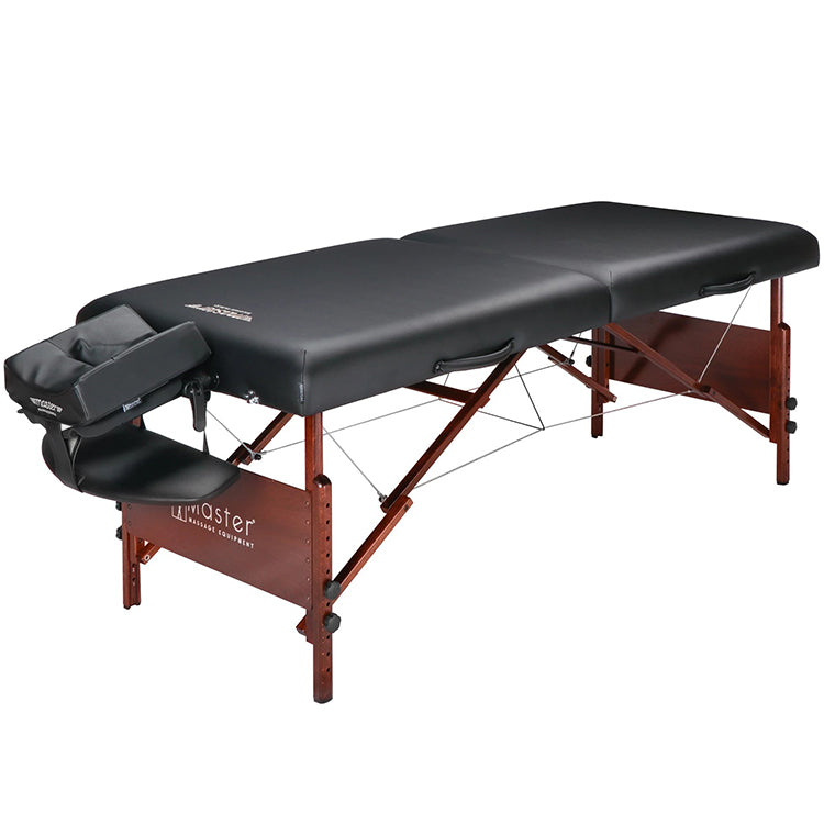 "Master Massage 30"" Del Ray Portable Massage Table Package"