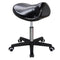 Master Massage Ergonomic Swivel Saddle Stool, Posture Chair with a Durable Pneumatic Hydraulic Lift