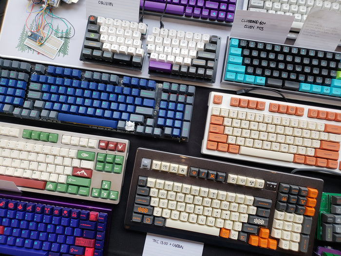 2018 Bay Area Mechanical Keyboard Meetup