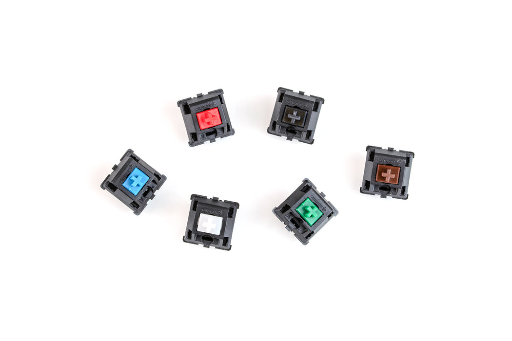 Mechanical Keyboard Switches for ErgoDox / Ergo Keyboards (80 Count)