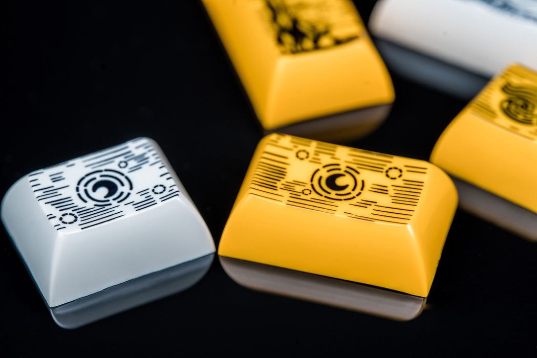 KAM Starry Night Keycap Set