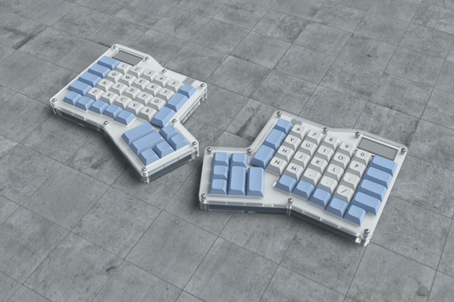 Infinity DSA Keycap Set for ErgoDox