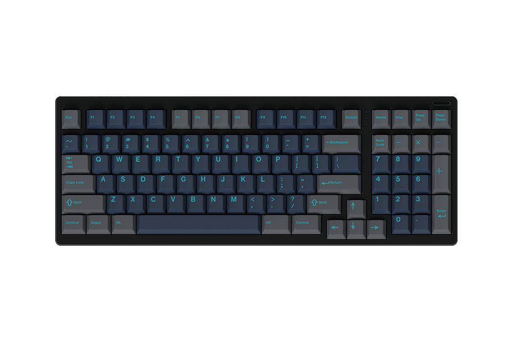 A 3D Render of GMK Calm Depths by Oblotzky