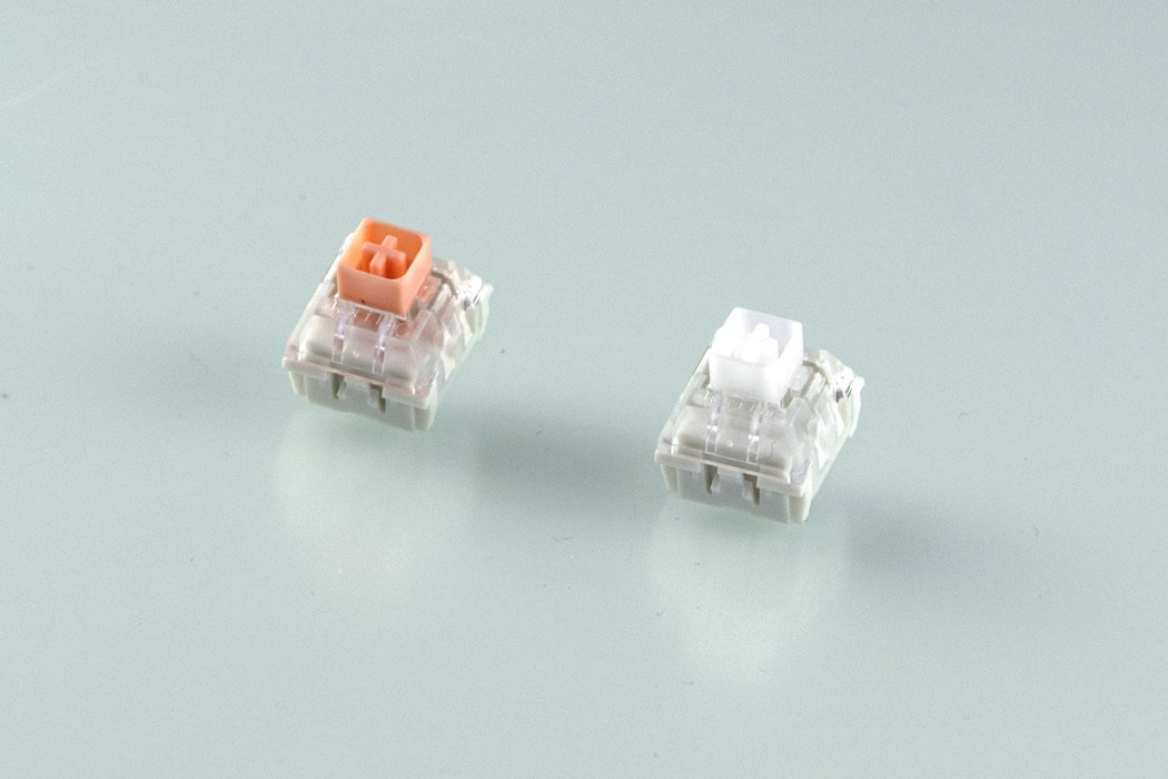 Hako Clear Switches (10 ct.)