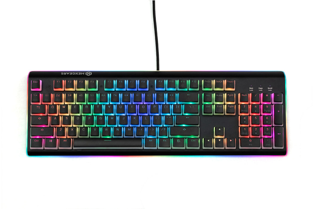 Hexgears Impulse - Hot-Swap RGB Mechanical Keyboard
