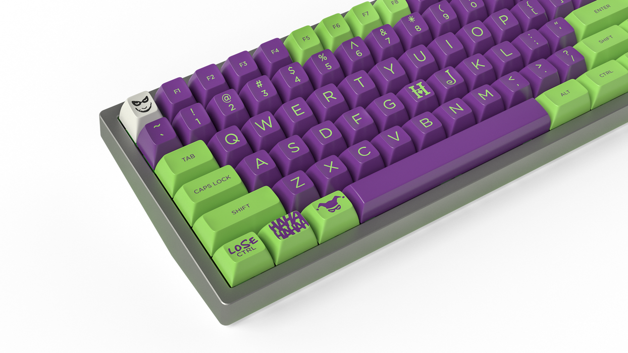 SA Troubled Minds Keycap Set