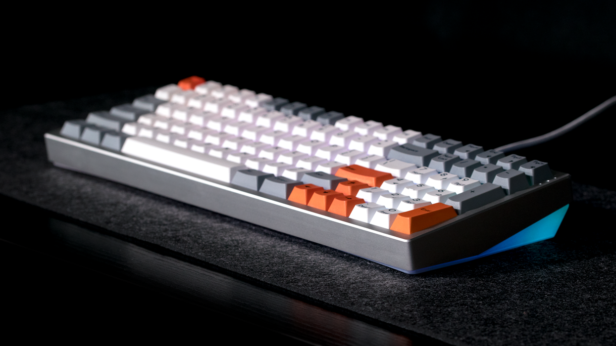 Kickstarter Image of Kira Mechanical Keyboard