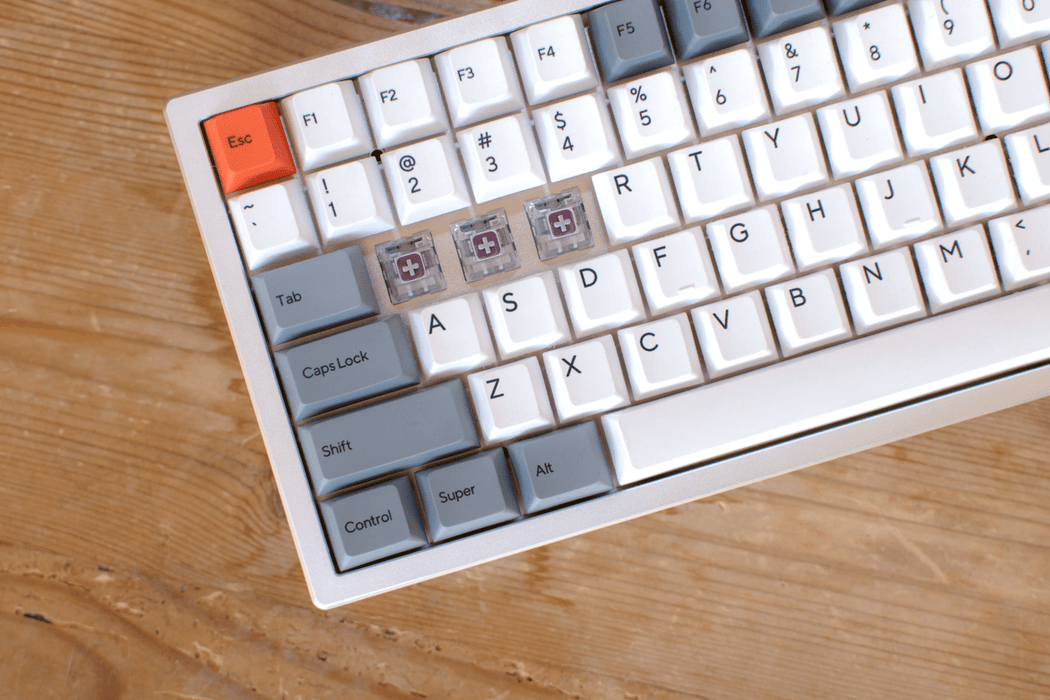 Hako Violet Mechanical Switches