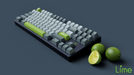 Maxkey Lime Keycap set with limes
