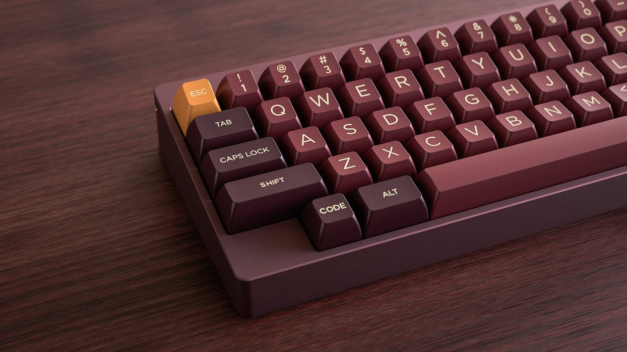 SA Royalty Keycap Set
