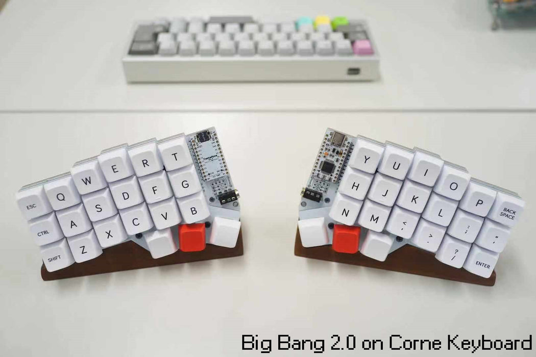 MDA Big Bang Ortho Keycaps