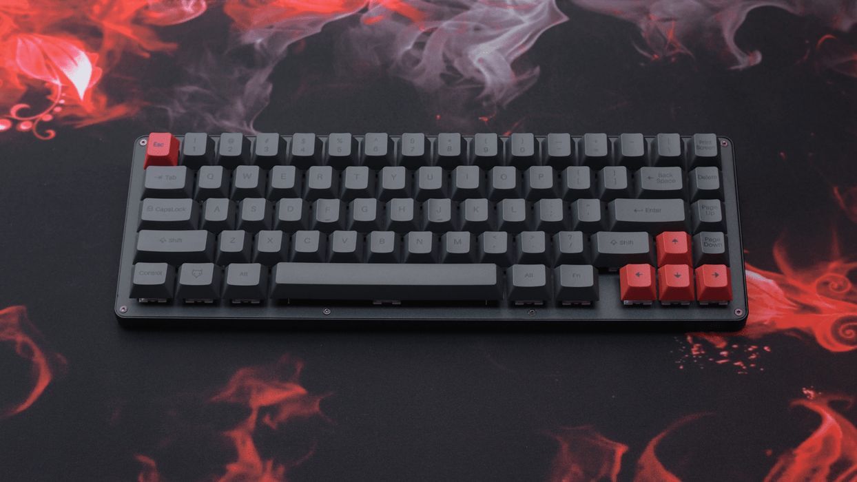NightFox Keyboard Kit - True Fox