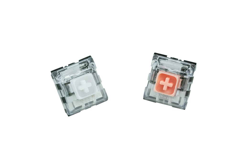 Hako Royal Clear Mechanical Switches (36 Count)