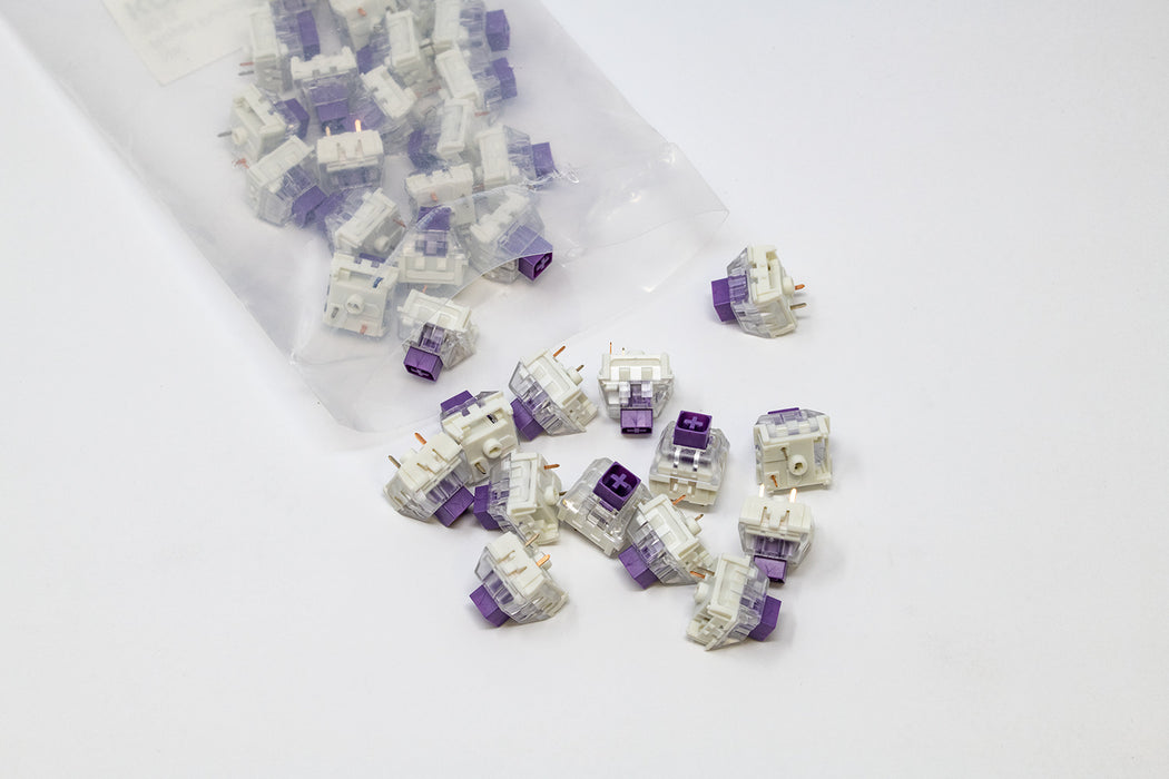 NovelKeys Box Royal Mechanical Switches (36 Count) (Pre-retooling)