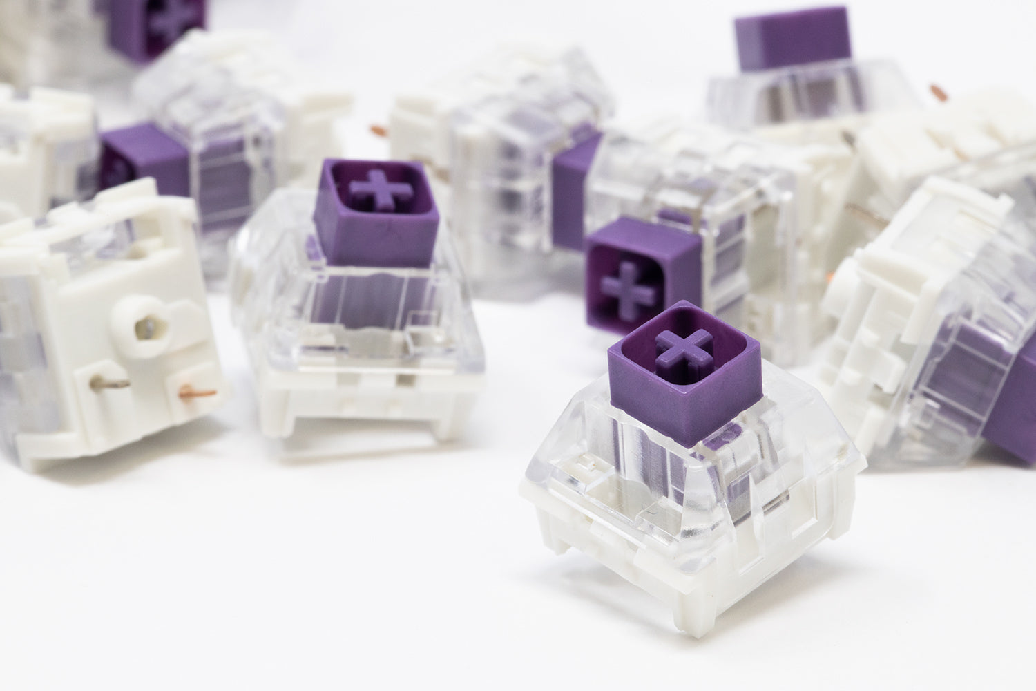 NovelKeys Box Royal Mechanical Switches (36 Count)