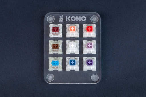 Kono Switch Tester