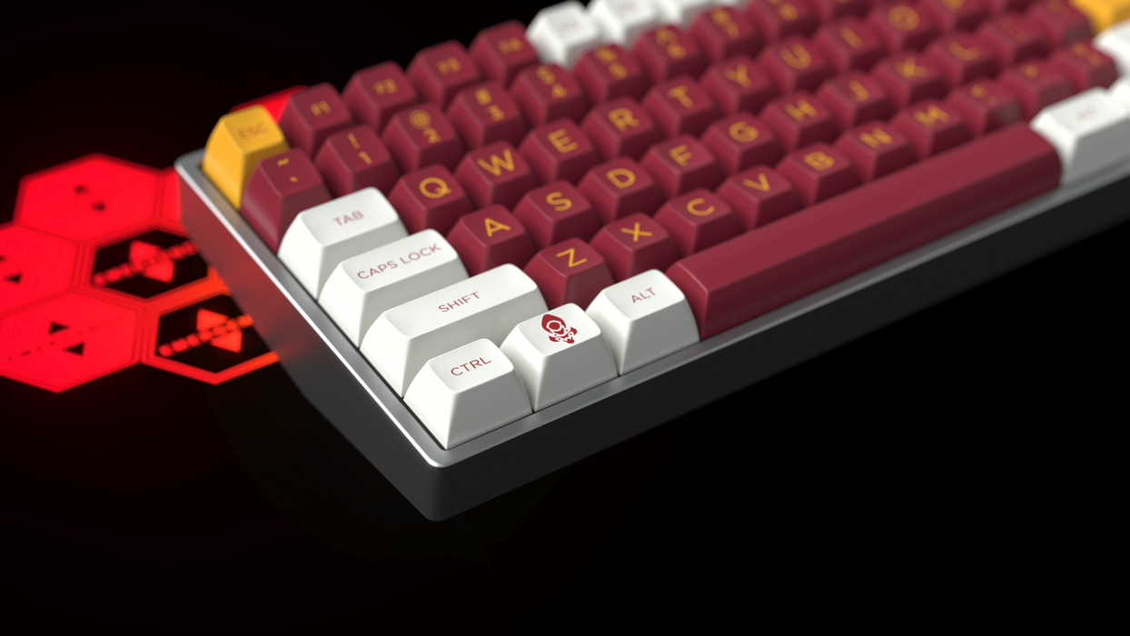 Alternate Modifiers Maxkey Berserk SA Keyset