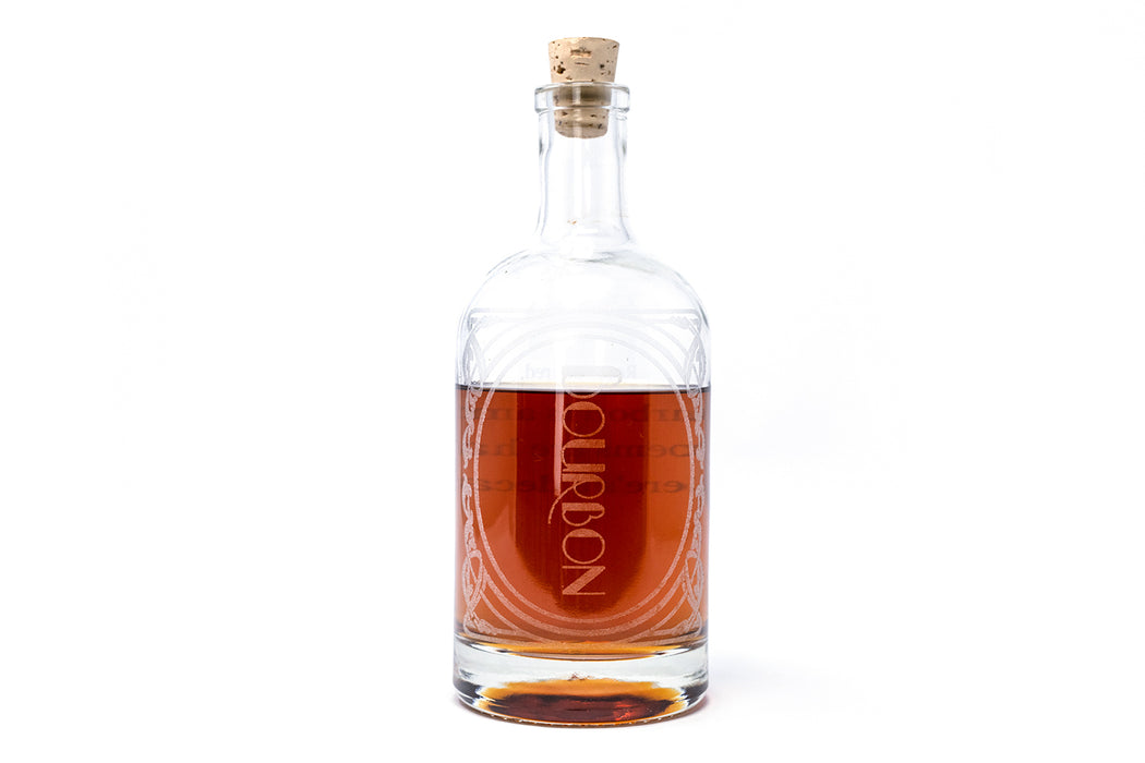 Reclamation Etchworks Personalized Decanter