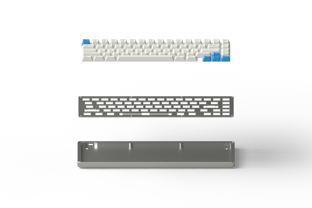 WhiteFox Keyboard Kit - True Fox
