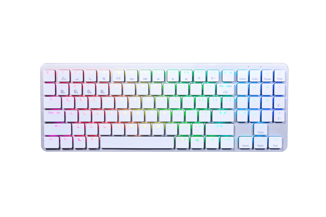 Hexgears X-1 Wireless Low Profile Mechanical Keyboard