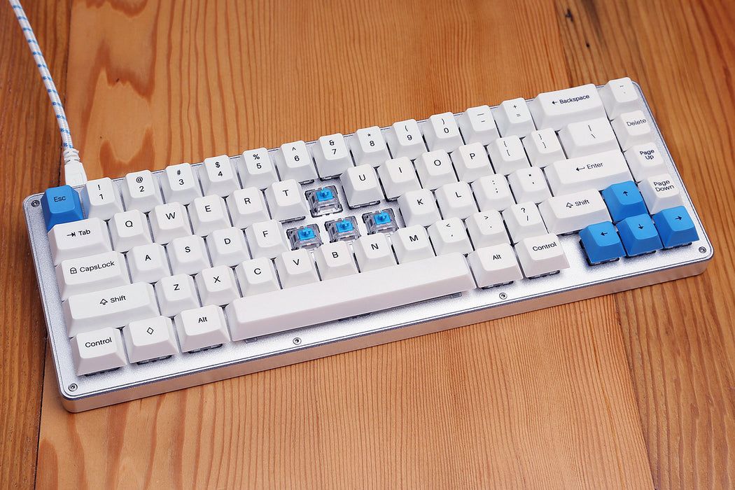 WhiteFox Keyboard Kit - Aria