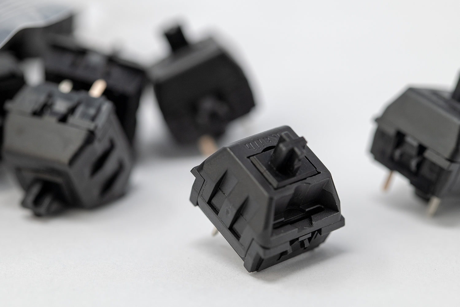 Kailh Black Mechanical Switches (36 Count)
