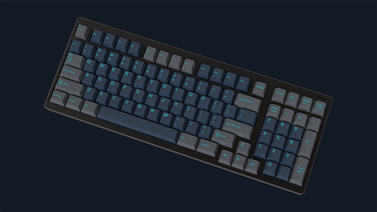 GMK Calm Depths Keycap Set