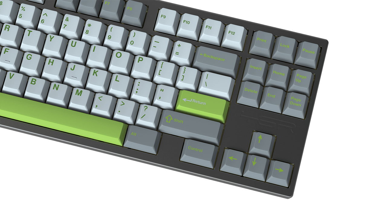 GMK Lime Keycap Set