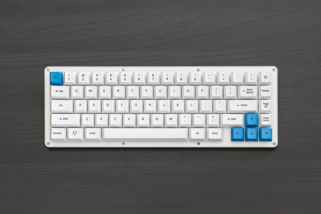 WhiteFox Mechanical Keyboard