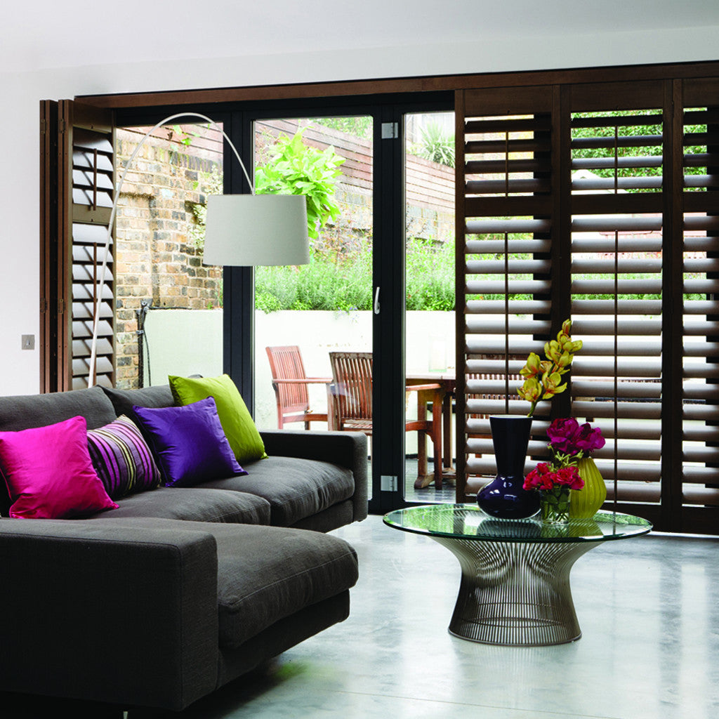 Curtains Wooden Shutters Poles Blinds Fabric Paul