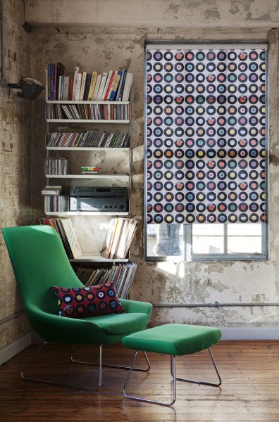 Beautiful blinds from Paul Christian Bristol