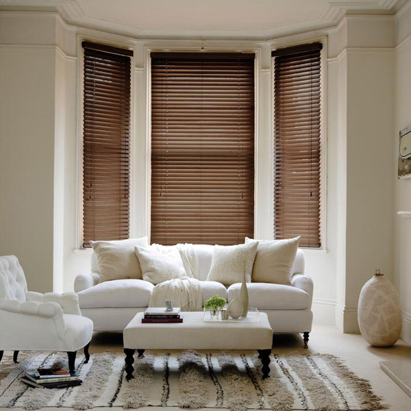 Wood venetian blinds Paul Christian Bristol