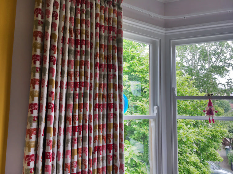 designer curtains bristol