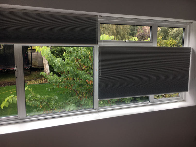 Made to measure Multi-zone blind by Paul Christian Bristol Bath