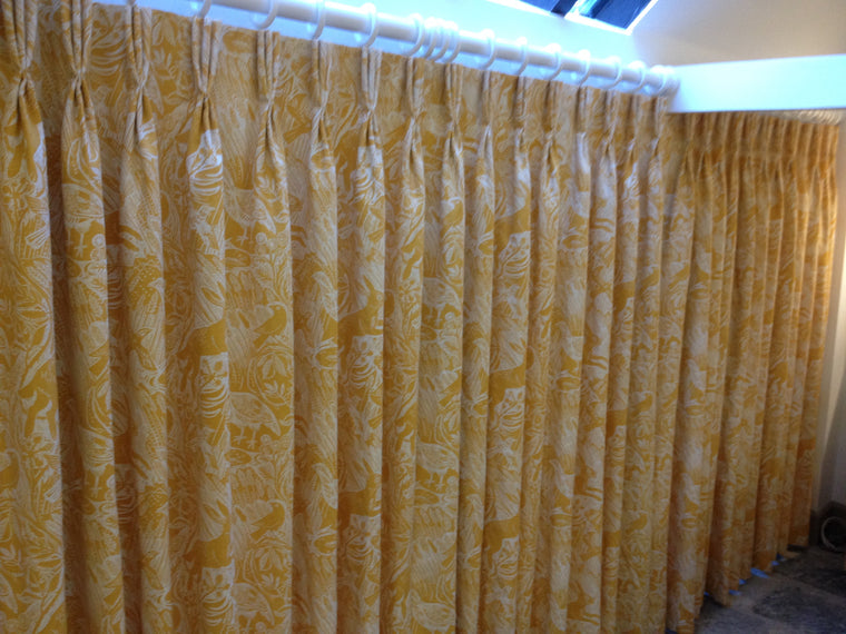 curtains from Paul Christian Bristol