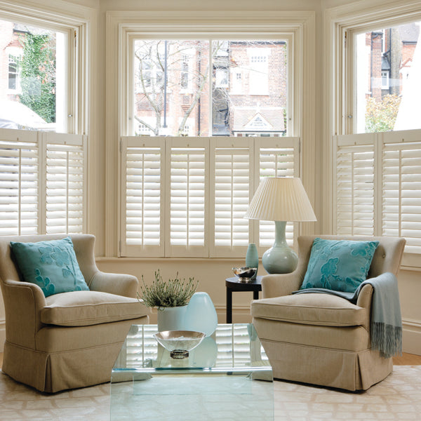 cafe style shutters from Paul Christian Bristol